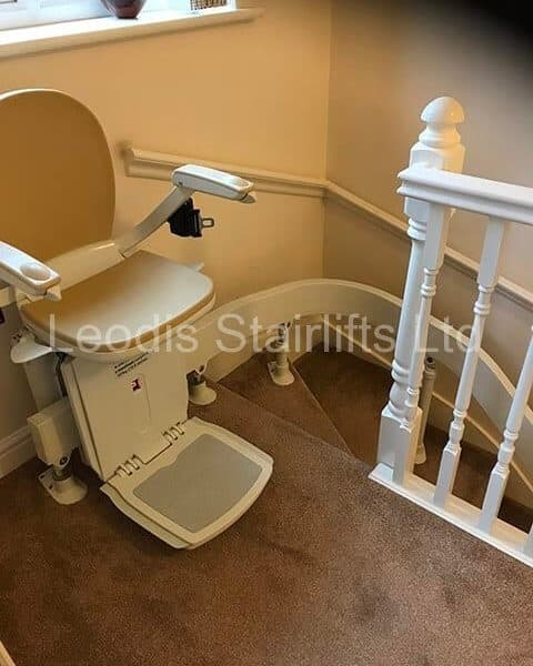 Bison 80 Stairlift