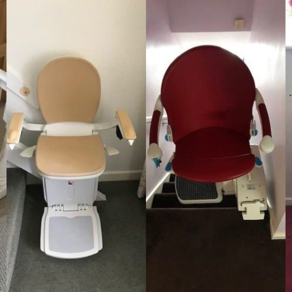 Stairlift Installations May 2019