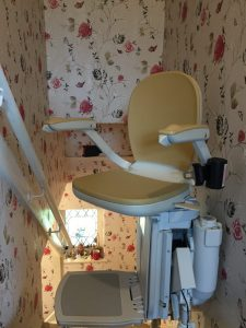 Bison 180 Stairlift Manchester