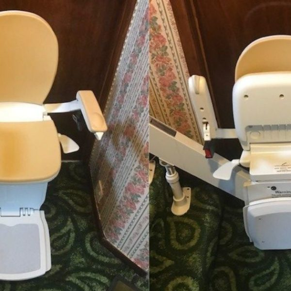 Reconditioned Stairlift Case Study