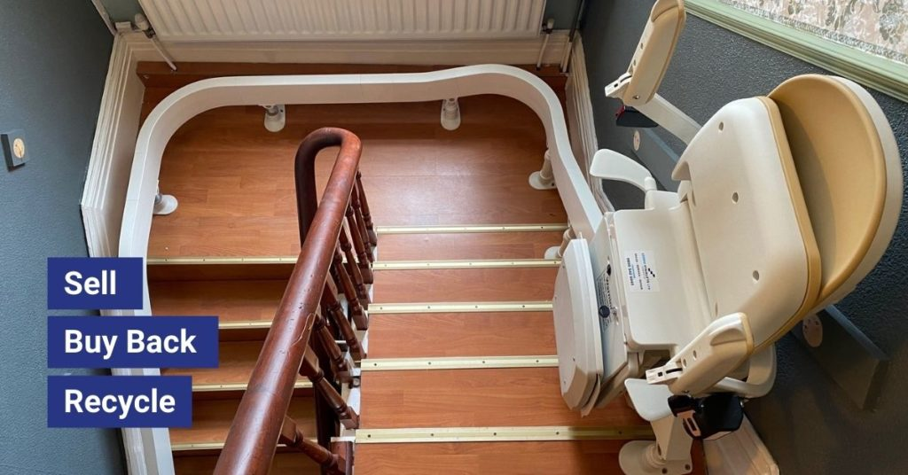 Stairlift Removal Guide