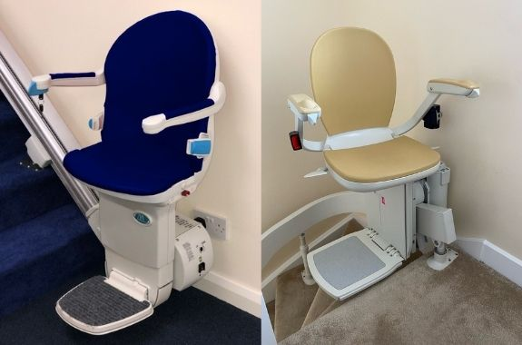 New or Reconditioned Stairlift