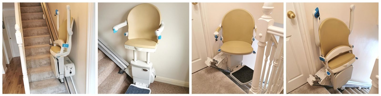 reconditioned straight stairlifts