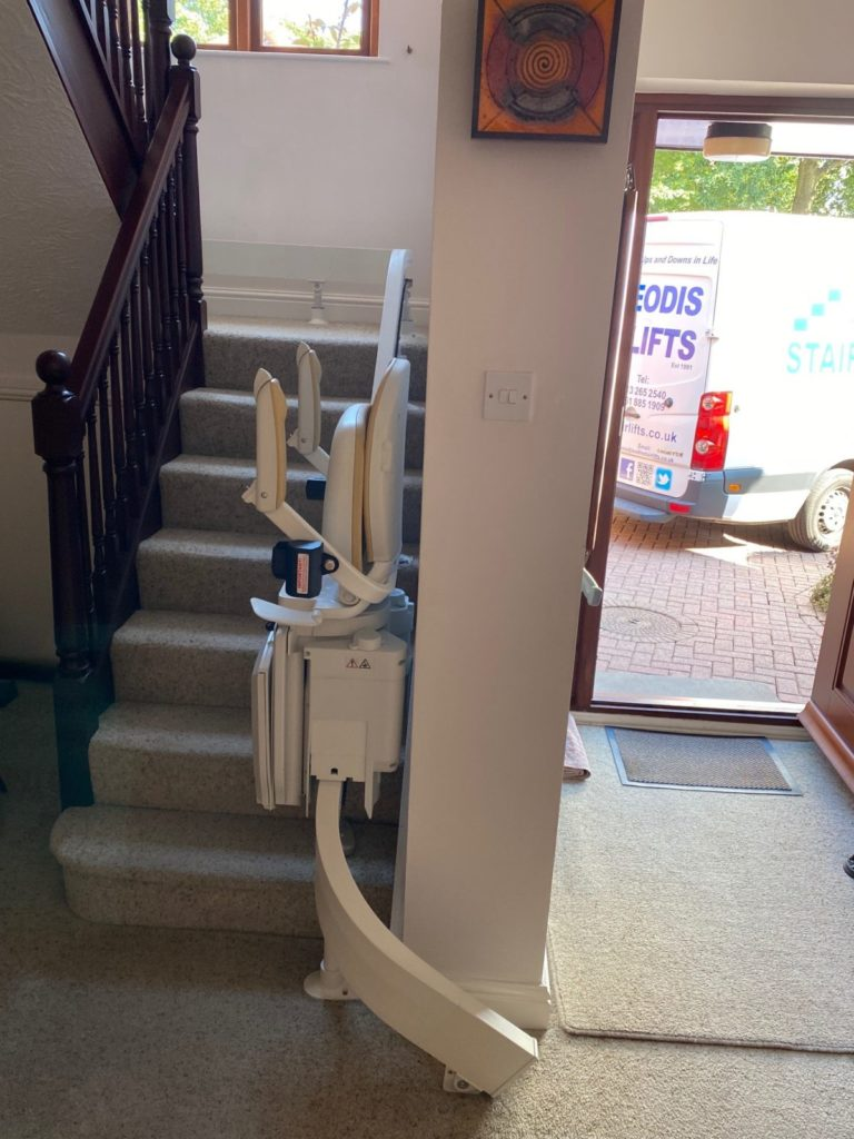 Hull_Cuttingham_Stairlift_Installation_6