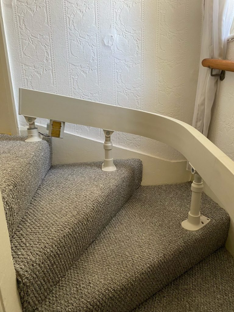 Stair_lift_installation_Rotherham_3