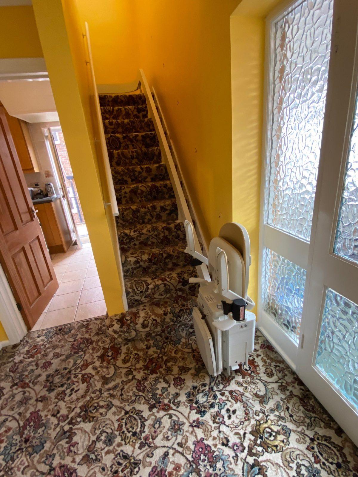 Stairlift Installation Rothwell
